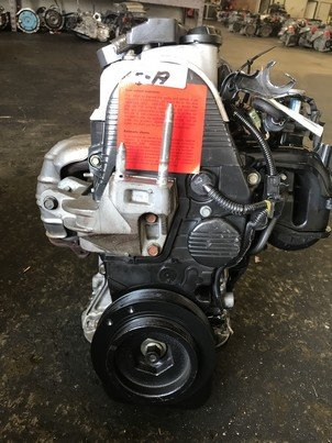 JDM Honda Civic D17A Engine